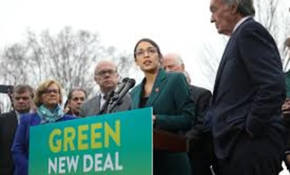 The Green New Deal is not new and is not a deal