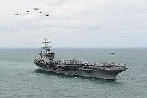 War at Sea?