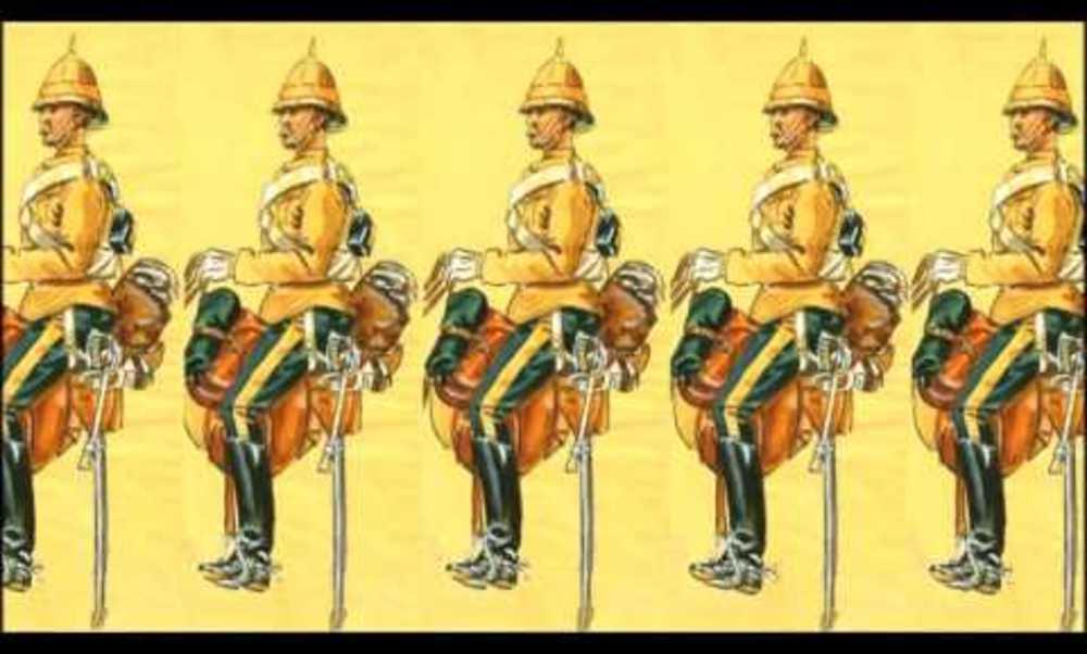 Modern Major Generals