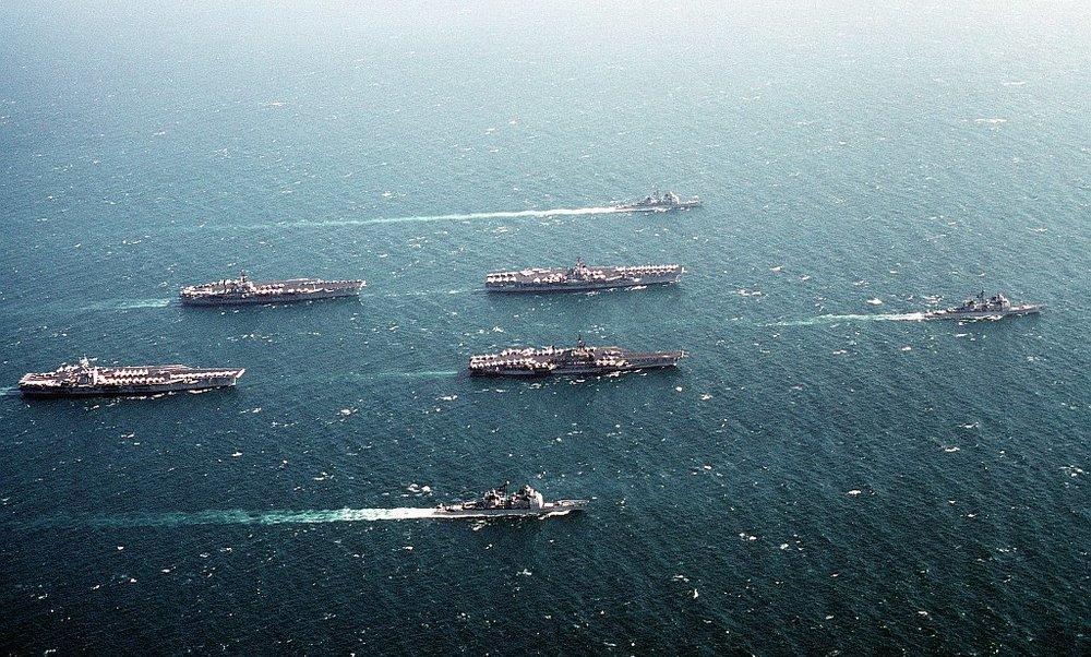 A Crisis at Sea