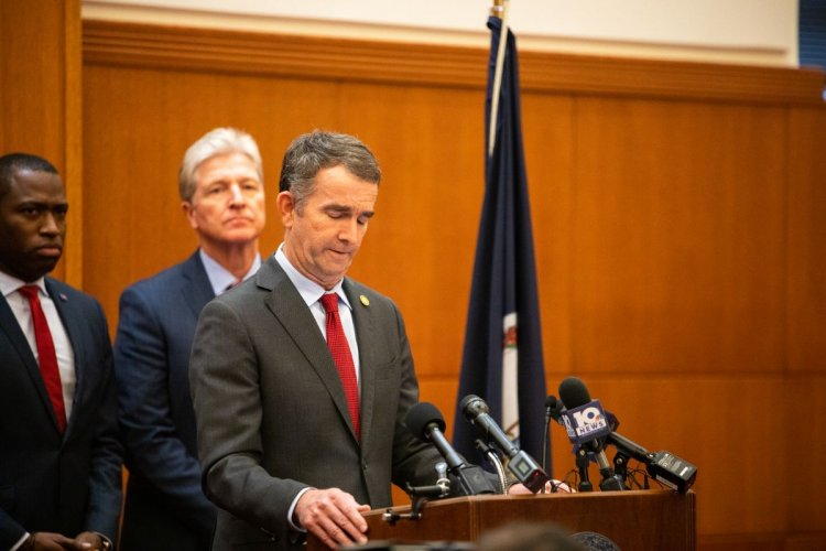 Governor Northam's State of Emergency