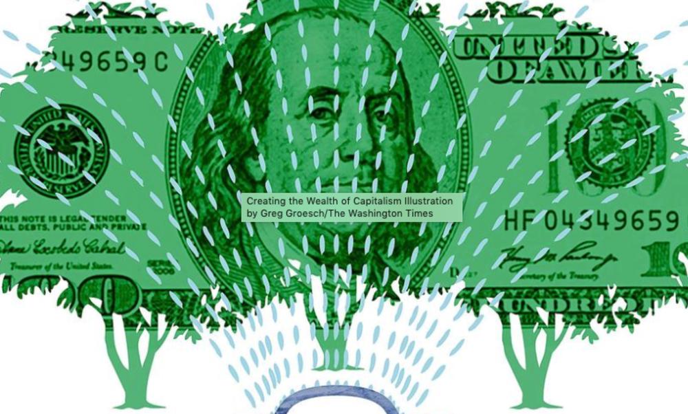 The economy of mass prosperity